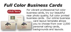 Business card printing and business card templates online. Design business card printing online
